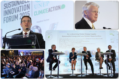 COP22 Sustainable Innovation Forum Speakers